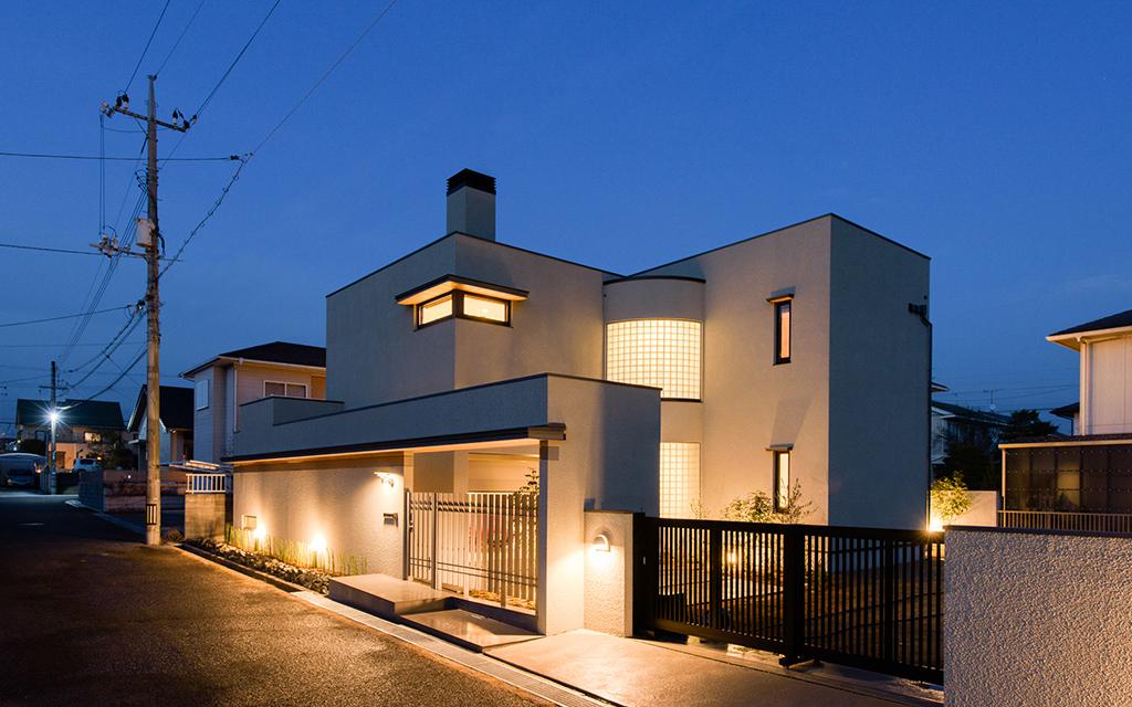 赤磐市の家