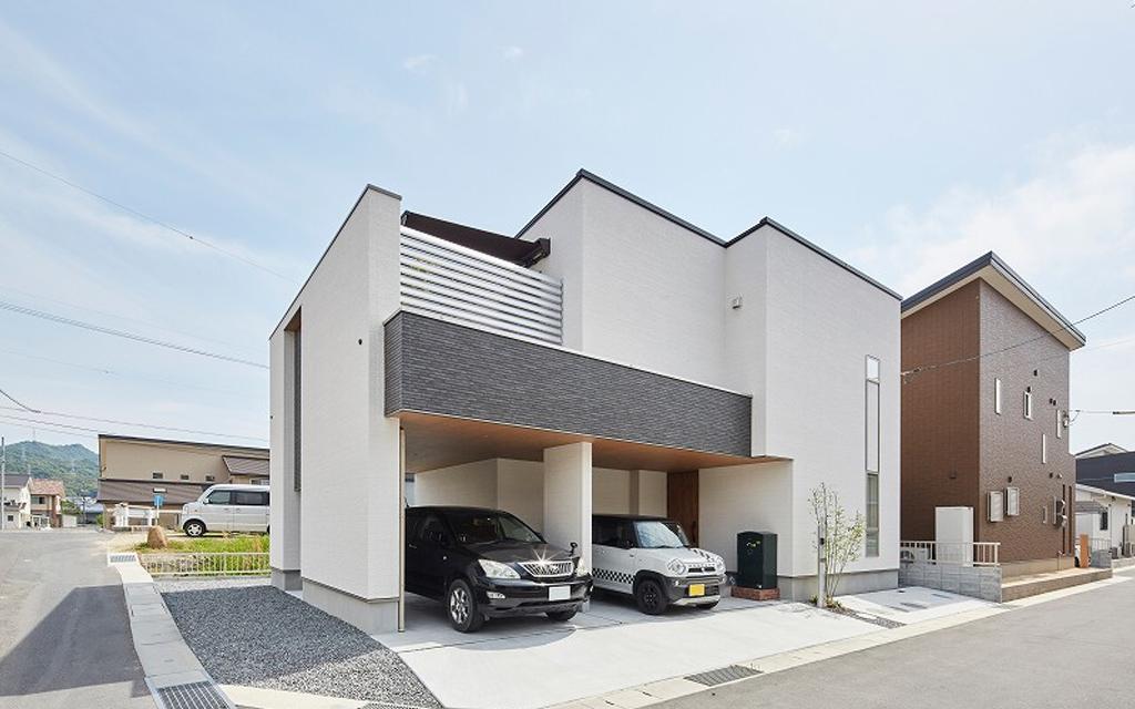 里庄町の家