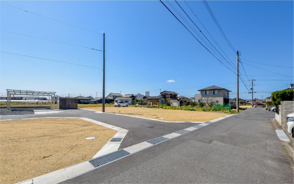 連島町 鶴新田